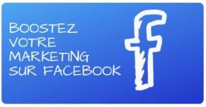 boostez votre marketing facebook